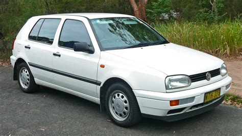 volkswagen hatchback 1995 image gallery 1996 vw golf 3