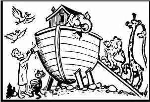 what color was noah noah and the ark coloring pages coloring home