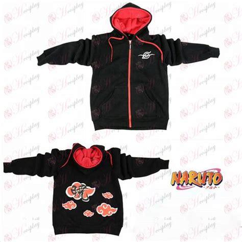 Sweater Narutojaketzipperhoodie rebel black logo zipper hoodie sweater