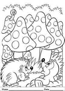 planse colorat cu animale