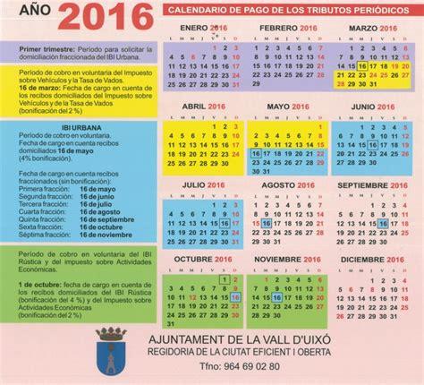 Calendario De Pago Calendario De Pago De La Caja De Seguro Social 2016
