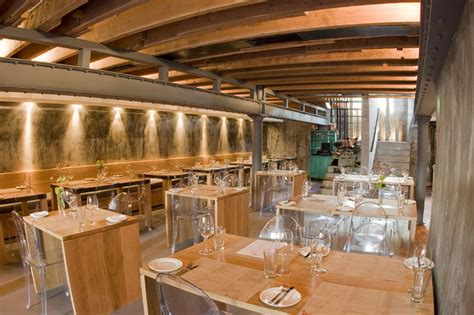 Cool the carne restaurant interior design by inhouse brand