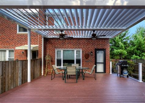 pergola with movable louvers pergola with equinox adjustable louvers