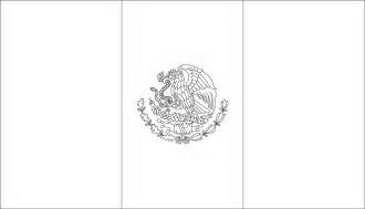 mexican flag coloring page world flags coloring sheets 5