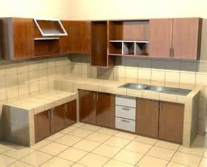 model kitchen set  mini  dapur mungil  bahan kayu