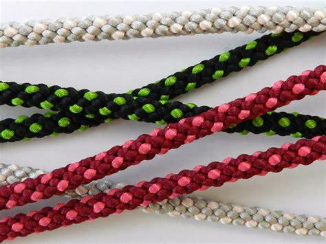 Braiding Cord Patterns - kumihimo hollow braid