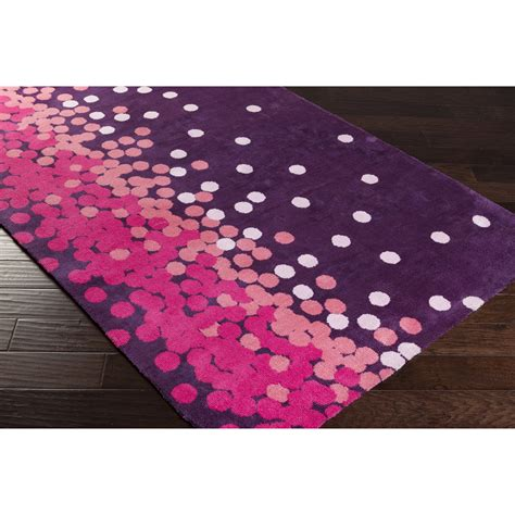 area rugs with purple in them surya abigail purple pink area rug reviews wayfair
