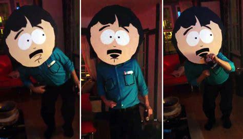 randy marsh costume  pop culture video