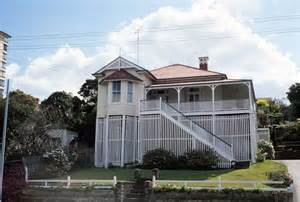 Elevated Home Plans by Queenslander House Brisbane Around The Mid 1980s Qut