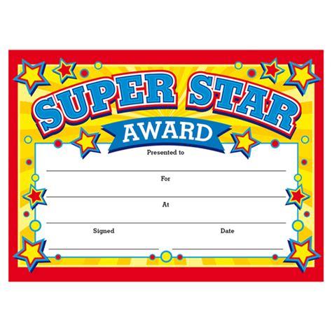 printable star award certificates 28 certificate star award certificate template