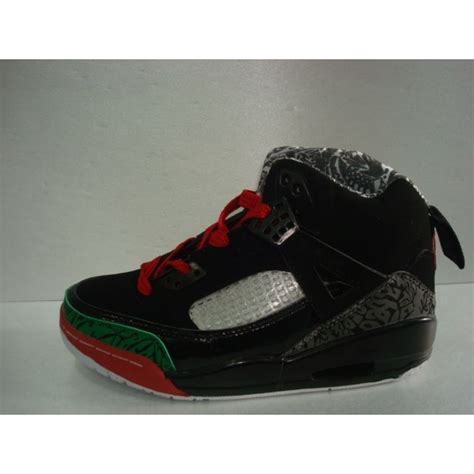 womens jordans shoes air spizike shoes black varsity classic
