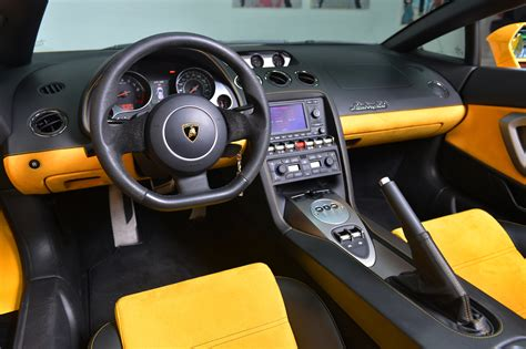 Lamborghini Interior Lamborghini Gallardo Interior Auto Car