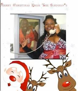 merry christmas from the johnsons jail card curiouser