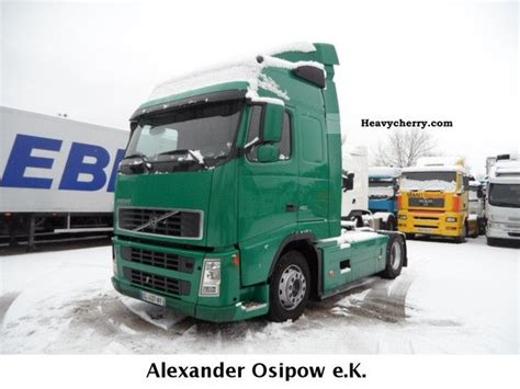 Volvo Fh 12 460 Manual Intarder 2012 Standard Tractor