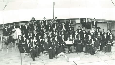 cmea bay section echs bands history 1977 1991
