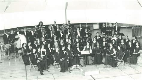 cmea bay section echs bands history 1977 1991 el cerrito high school bands