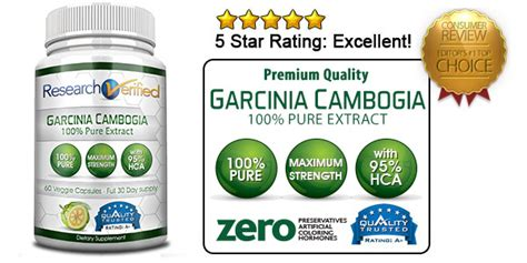 Ultimate Gold Detox Gnc by Research Verified Garcinia Cambogia Reviews Ultimate