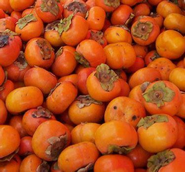 Astringent Fruits List Detox by Persimmon Popsugar Food