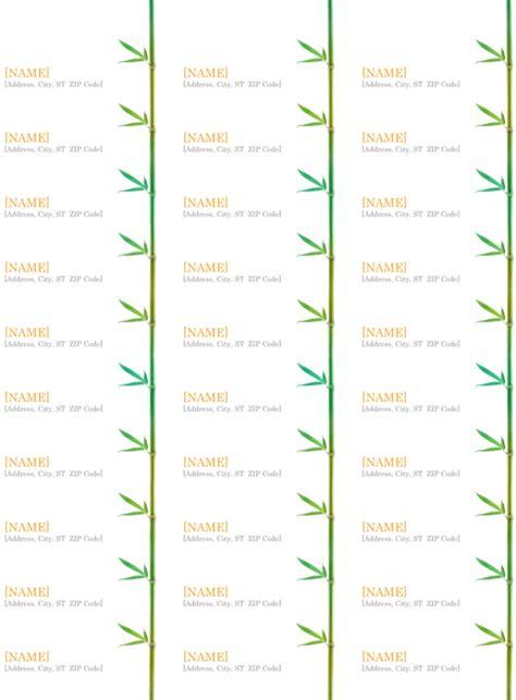 free printable address labels 30 per sheet kamos sticker