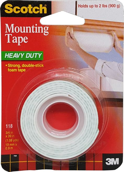 3m Mounting Foam 25 Meter 3m scotch mounting 118 adhesive industrial horme singapore