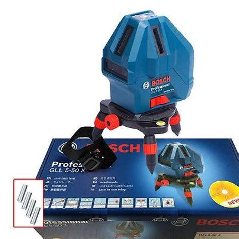 Laser Garis Bosch Gll 5 50 X Professional bosch gll 5 50 x automatic line laser leveler my power tools