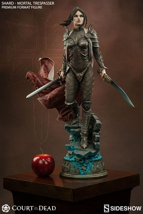 Of The Dead court of the dead shard mortal trespasser sideshow