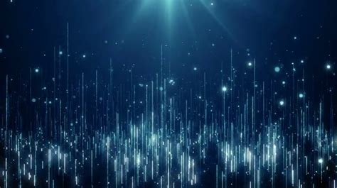 ascending souls blue zoom background video template postermywall