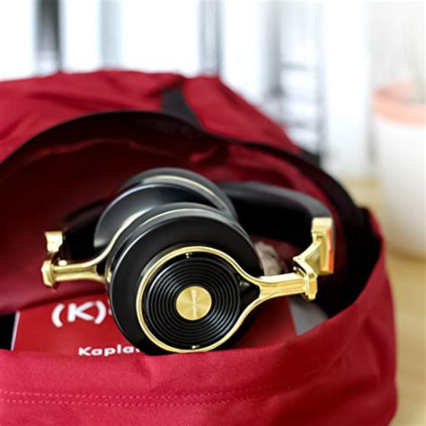 Promo Bluedio T3 Wireless Bluetooth Headphone Gold bluedio t3 bass bluetooth headphones on ear with mic 57mm driver folding wireless headset