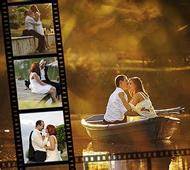 Wedding Animation Montage by Homepage Photo Restore