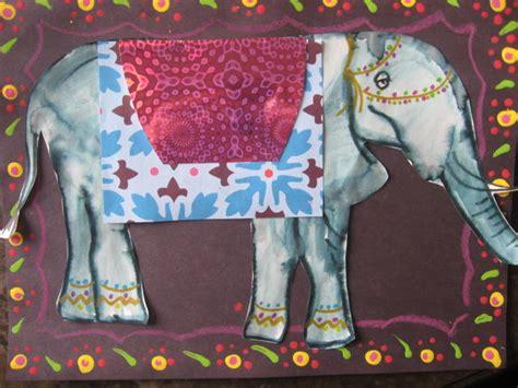marymaking indian elephants