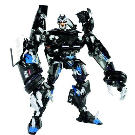 Transformers The Last Edition Robot Prime Robot Mobil 04 masterpiece series mpm 5 barricade takara tomy version
