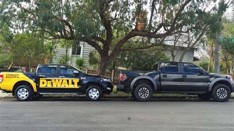 heres    ford ranger  compares  size