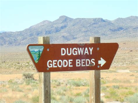 dugway geode beds callahan family day adventure to dugway geode beds