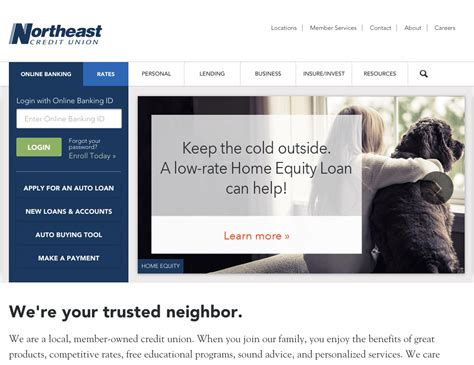 best home website the definitive list of the best bank website designs