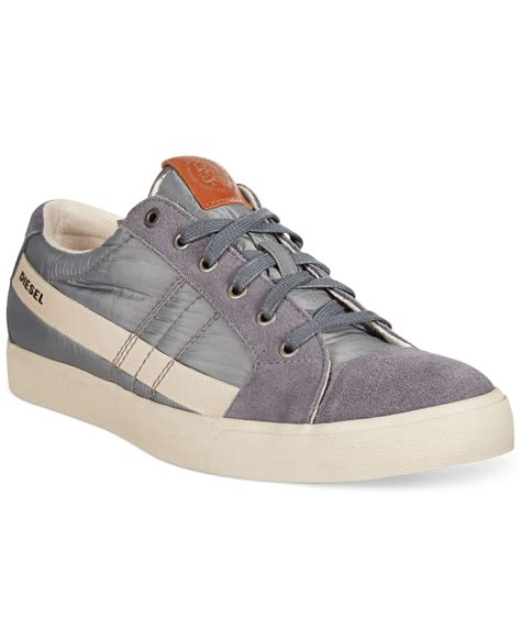 diesel sneakers lyst diesel d velows sneakers in blue for