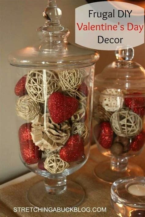 diy valentine decorations     home