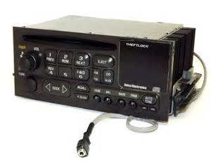 chevy gmc 1995 to 2002 truck radio cd player upgraded w aux