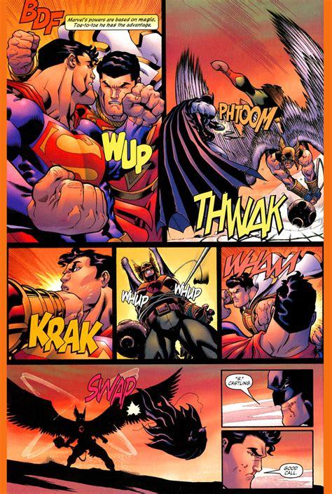 superman vs captain marvel shazam superman and batman vs hawkman and captain marvel