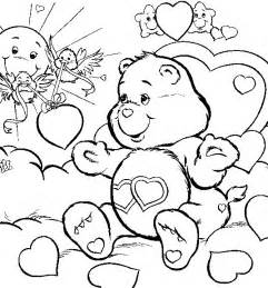 free coloring pages printable free coloring downloads asian care bears free