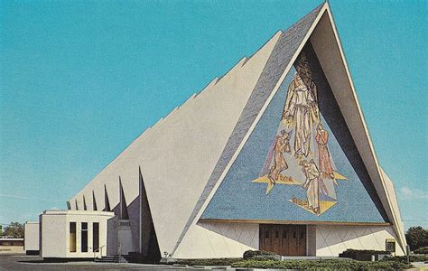 pin by angel lifter on beautiful architecture church guardian angel catholic church in las vegas 1967