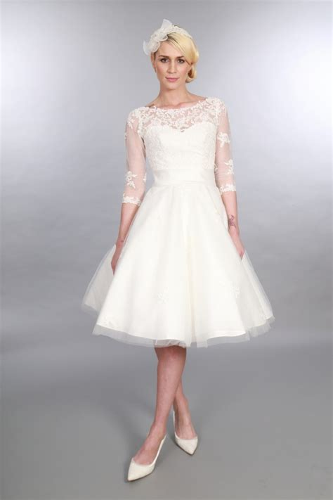 Wedding Dresses Tea Length by 25 Of The Most Beautiful Tea Length Wedding Dresses