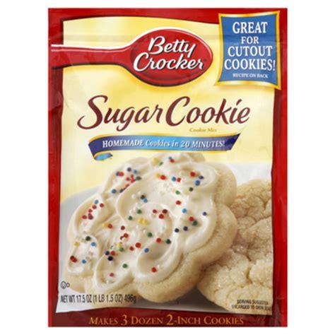 betty crocker cookies betty crocker sugar cookie mix coupon