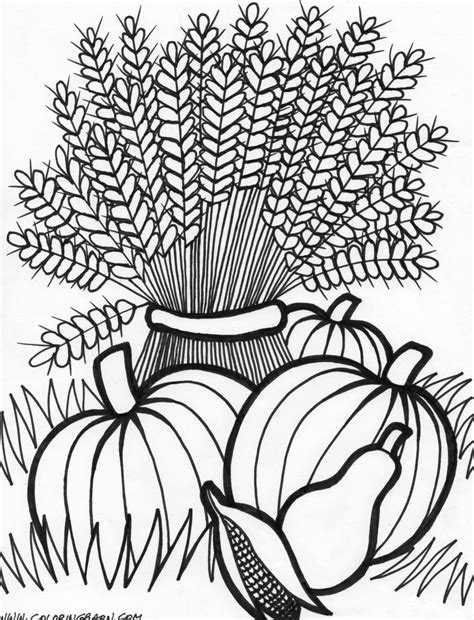 Http Www Thecoloringbarn Com Wp Content Uploads 2010 07 Thanksgiving 2 Gif Quilling Fall Coloring Pages For Adults