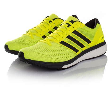 Sneakers Adidas 1708 adidas adizero boston 6 mens yellow running sports shoes
