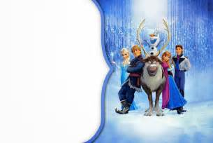 frozen free printable cards or party invitations is it