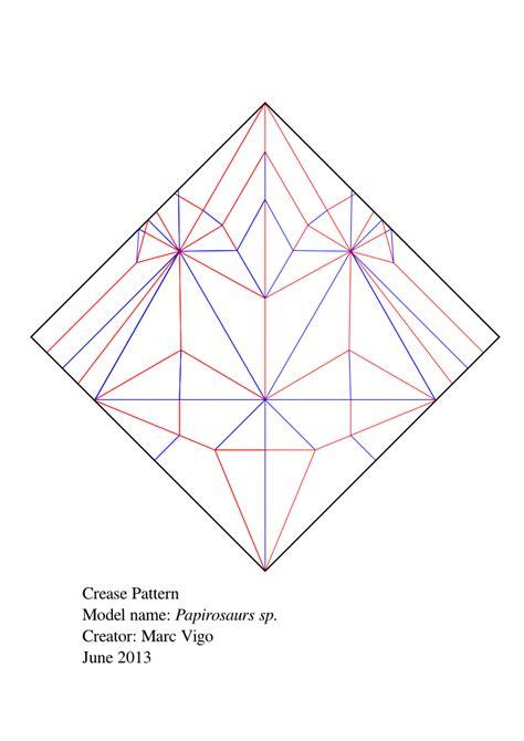 origami page marc vigo origami page