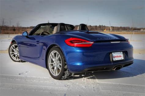 blue porsche boxster picture other 2013 porsche boxster blue rear jpg