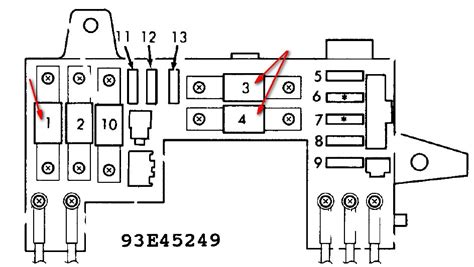 93 honda civic fuse box diagram 93 honda civic sol fuse box diagram get free image