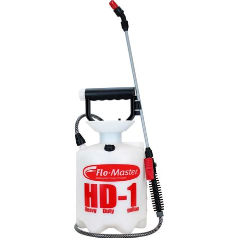 rl flo master 1 gal heavy duty sprayer 2201hd the home