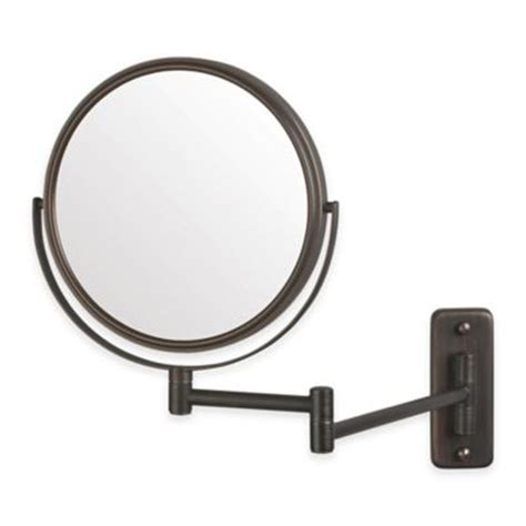 wall mount bathroom mirror buy wall mount mirrors from bed bath beyond